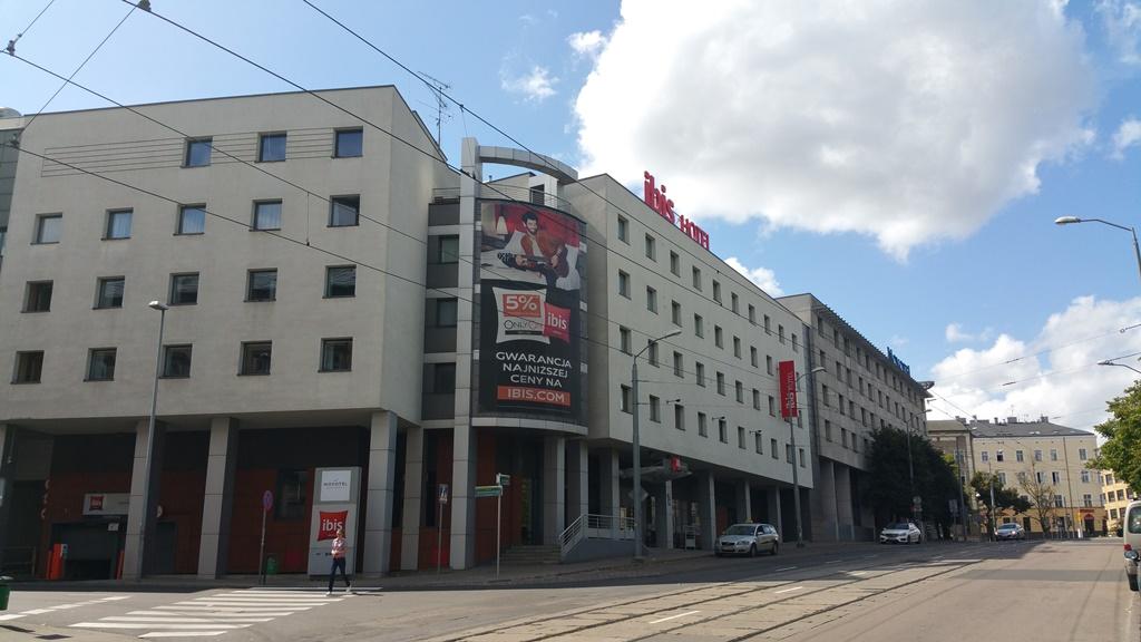 Ibis Szczecin Centrum – ostatni punkt urlopu