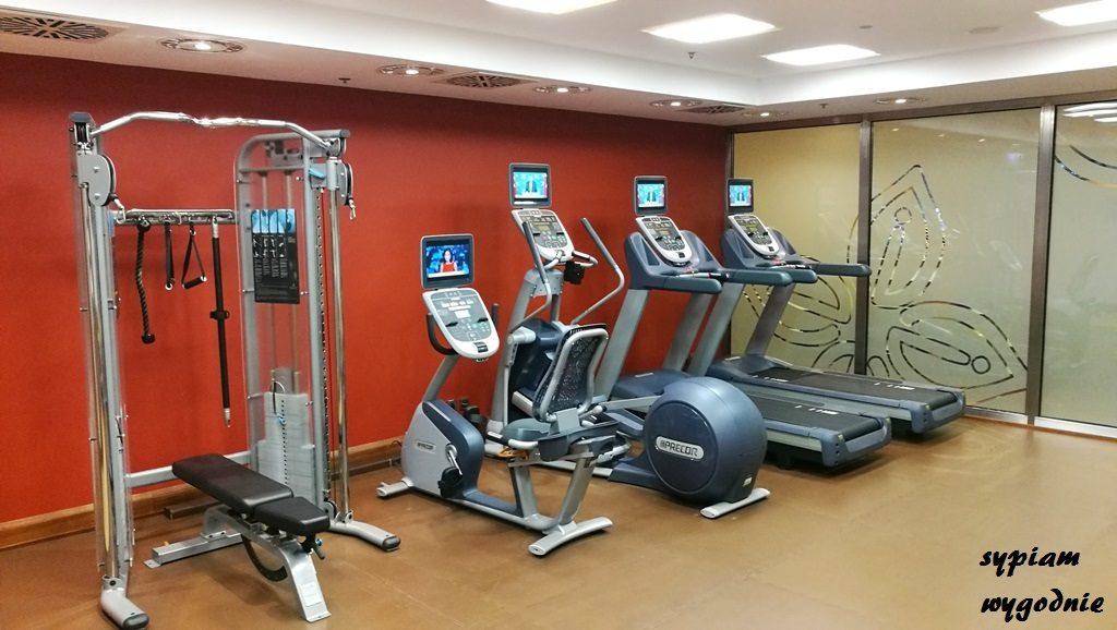 Hilton Garden Inn Rzeszów - siłownia