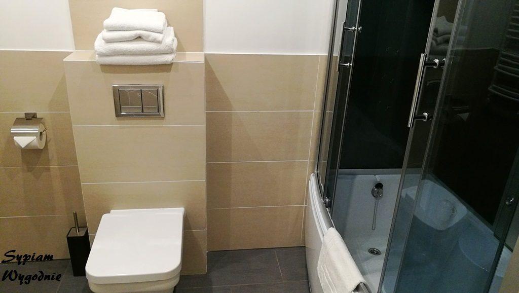 Osada Śnieżka - łazienka