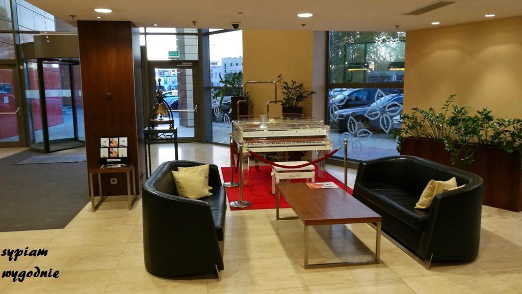 Hilton Garden Inn Rzeszów - recepcja