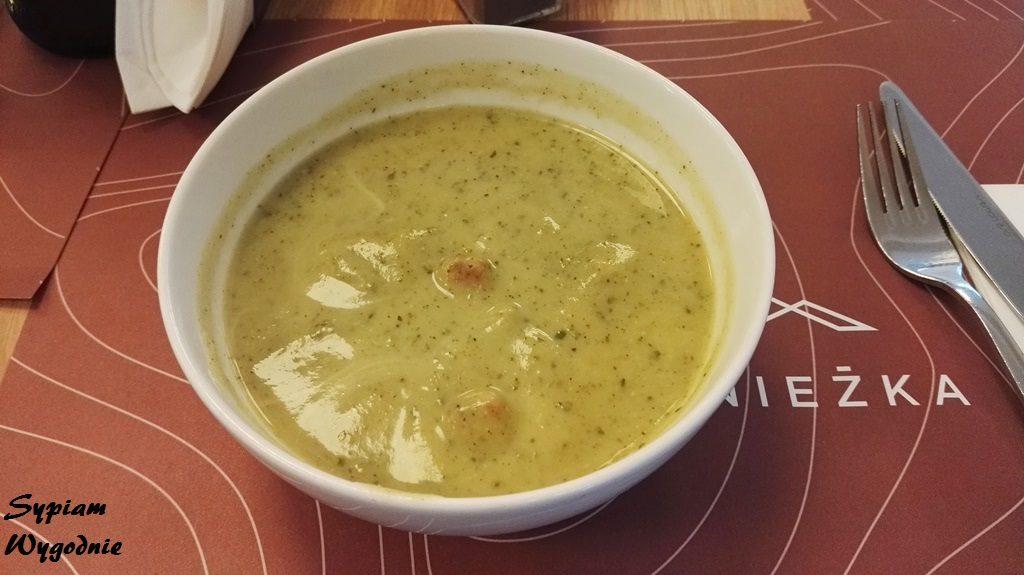 Osada Śnieżka - - zupa