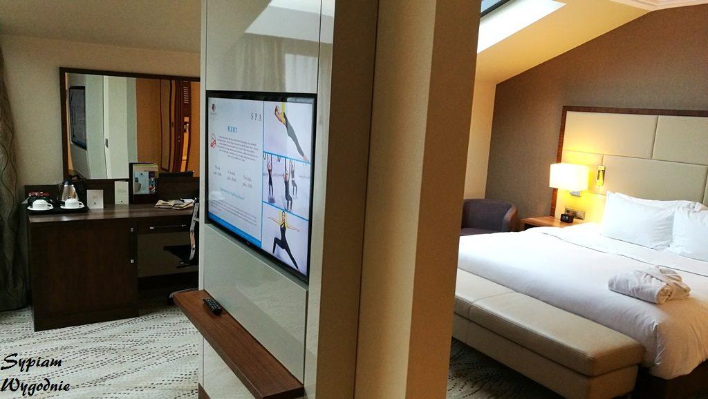 DoubleTree by Hilton Warsaw - apartament