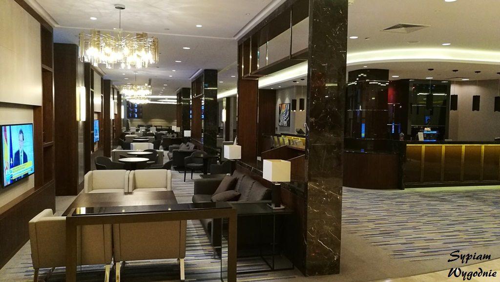 DoubleTree by Hilton Warsaw - bar