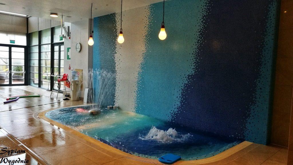 DoubleTree by Hilton Warsaw - basen - strefa dla dzieci