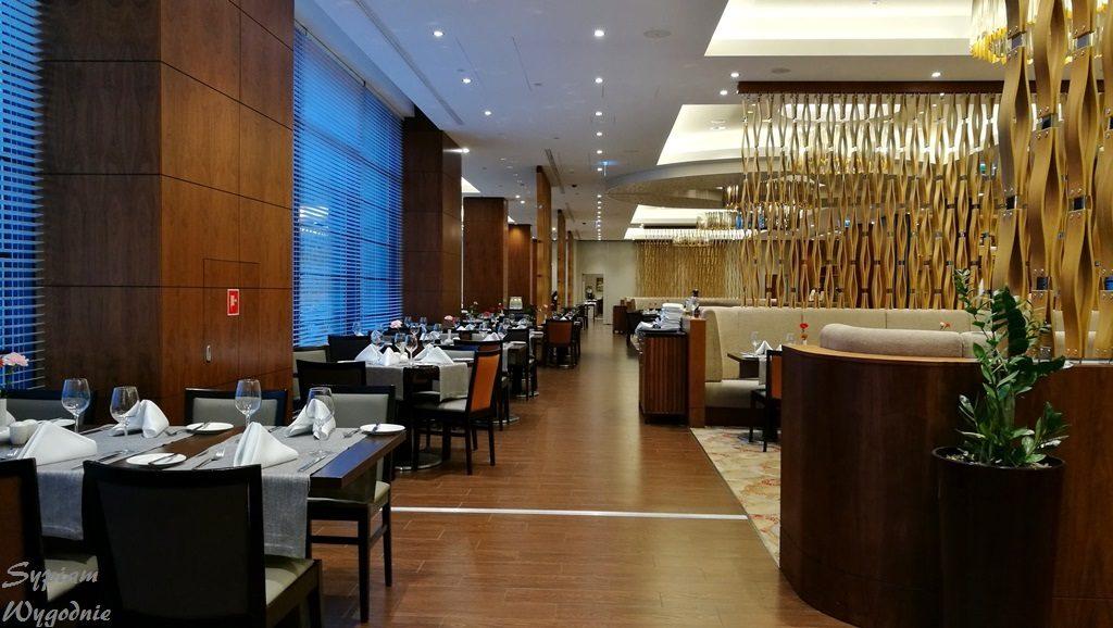DoubleTree by Hilton Warsaw - restauracja