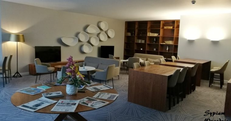 DoubleTree by Hilton Wrocław – executive lounge