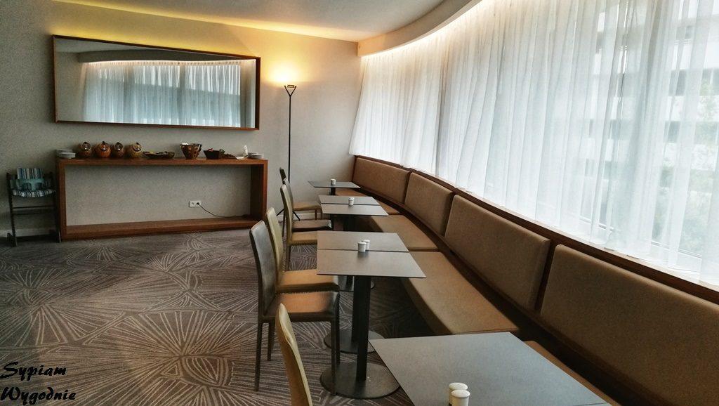 DoubleTree by Hilton Wrocław - executive lounge