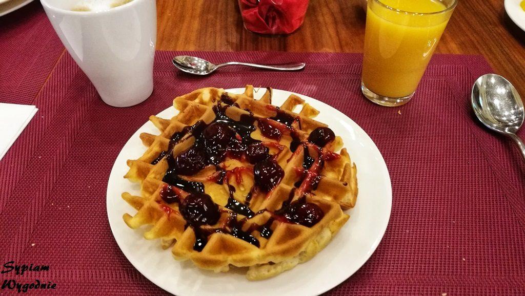 Hilton Garden Inn Rzeszów - śniadanie