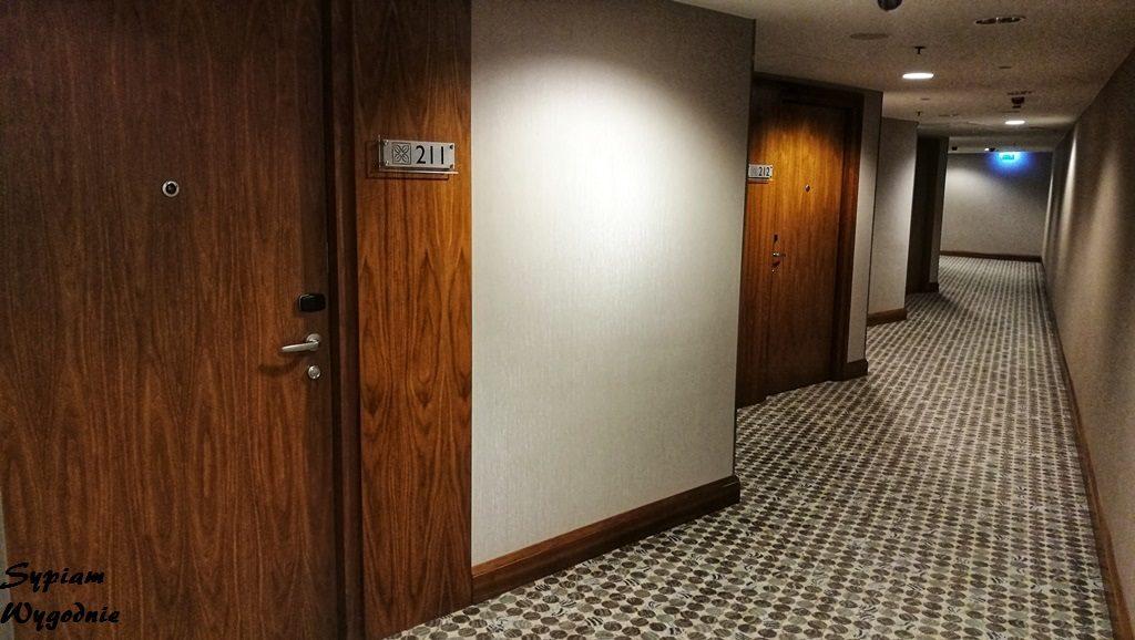 Hilton Garden Inn Rzeszów - korytarz