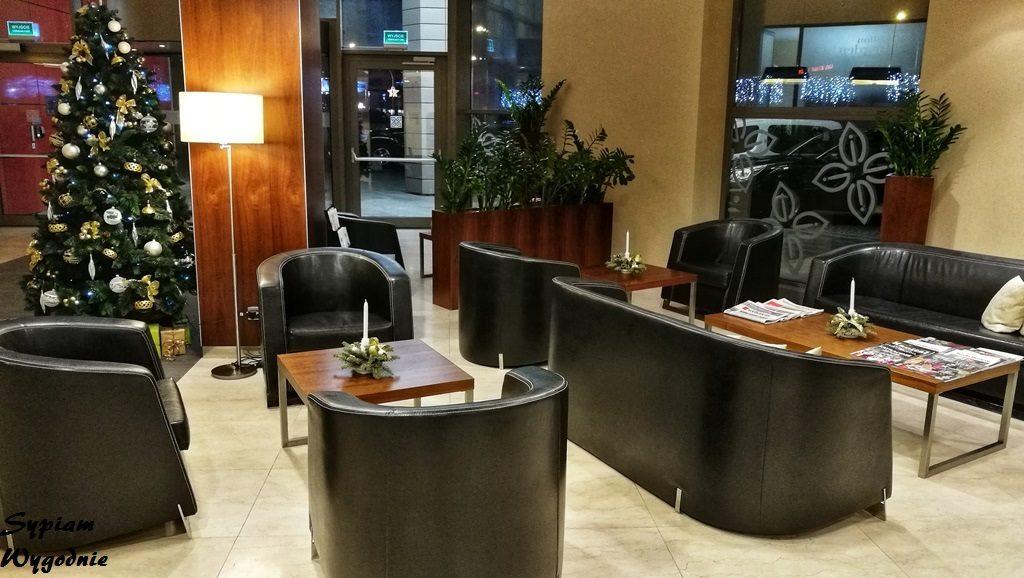 Hilton Garden Inn Rzeszów - lobby