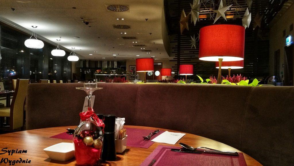Hilton Garden Inn Rzeszów - restauracja