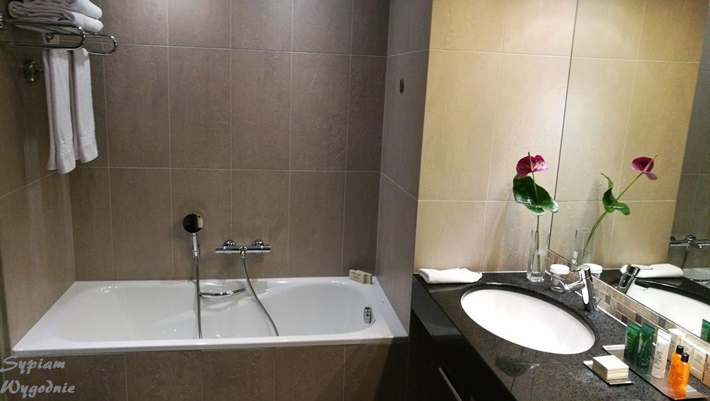 Hilton Gdańsk - łazienka