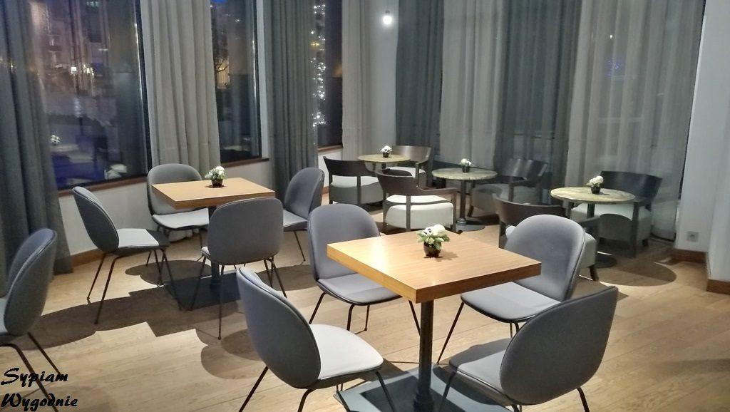 Hilton Gdańsk - Fahrenheit Bar