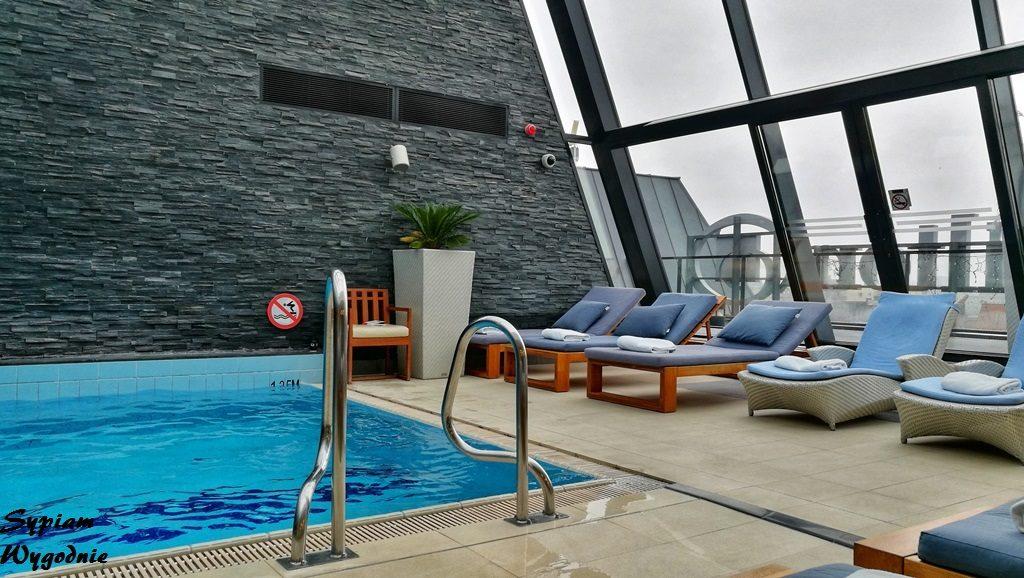 Hilton Gdańsk - Urban SPA - basen