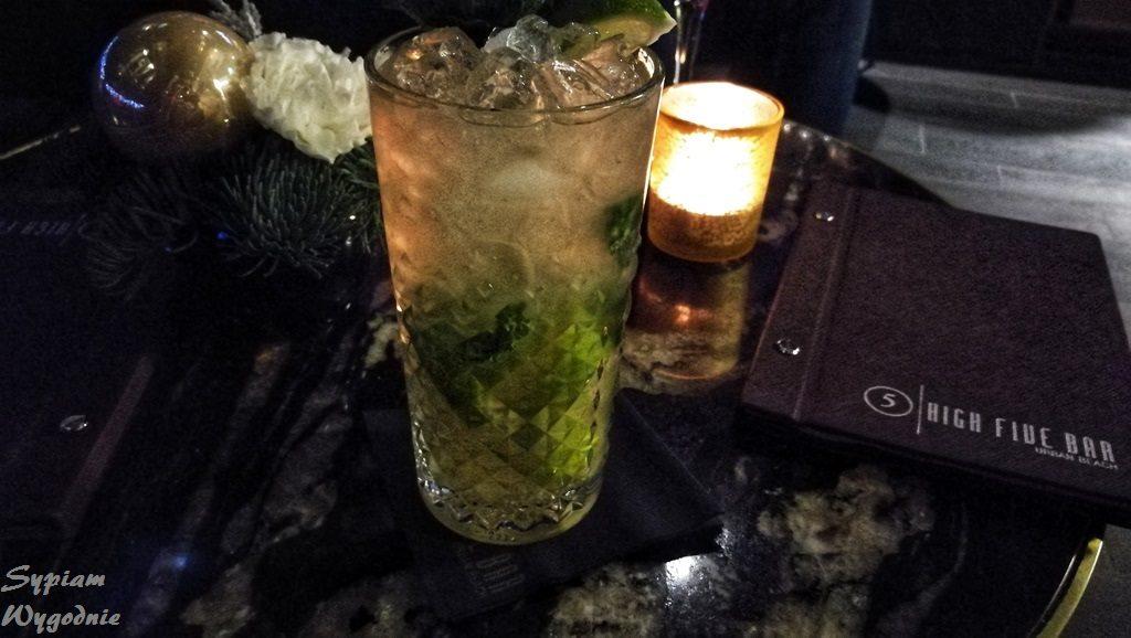 Hilton Gdańsk - drink
