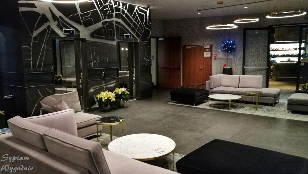 Hilton Gdańsk - lobby