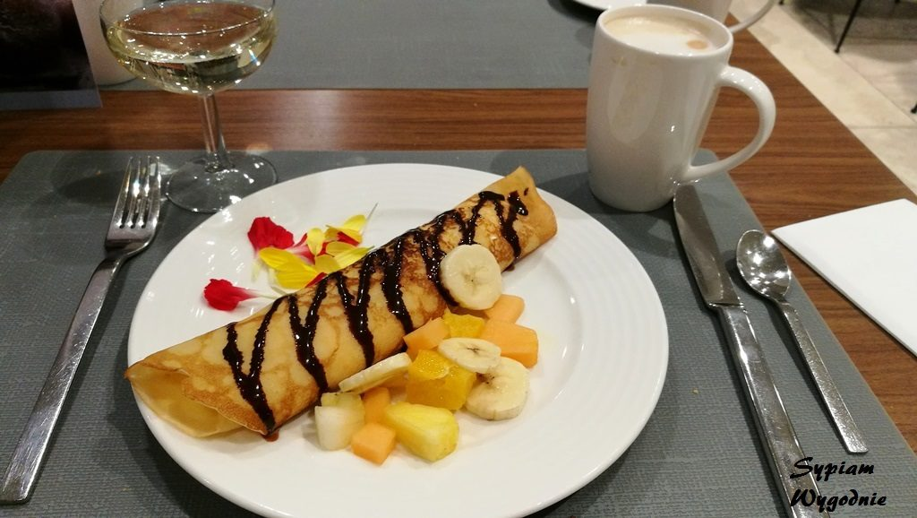 Hilton Gdańsk - śniadanie