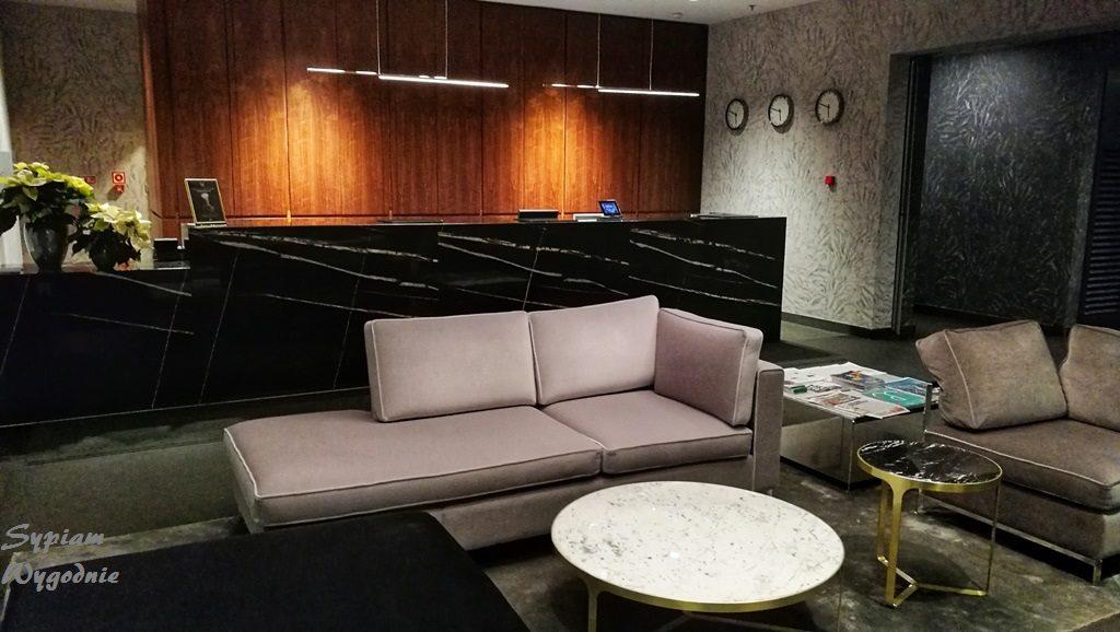 Hilton Gdańsk - recepcja