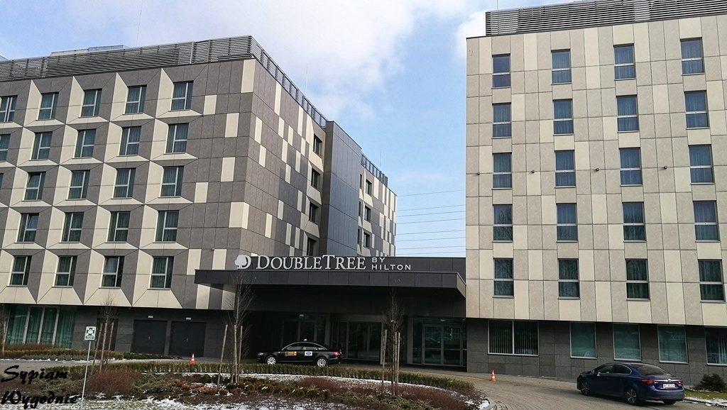 DoubleTree by Hilton Kraków - budynek