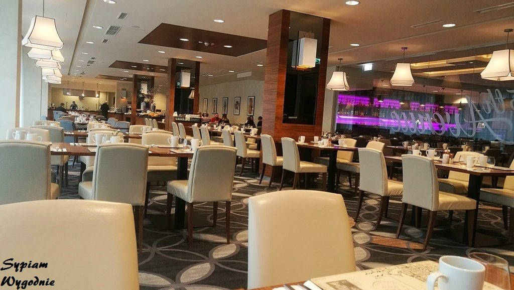 DoubleTree by Hilton Kraków - restauracja