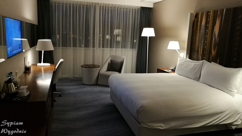 DoubleTree by Hilton Wrocław - King Guest Room