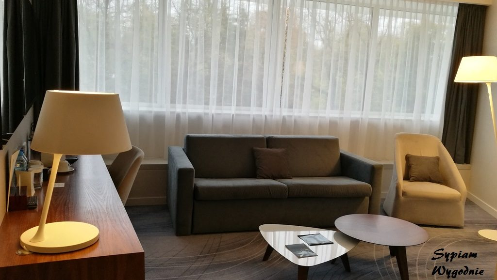 DoubleTree by Hilton Wrocław - King One Bedroom Suite