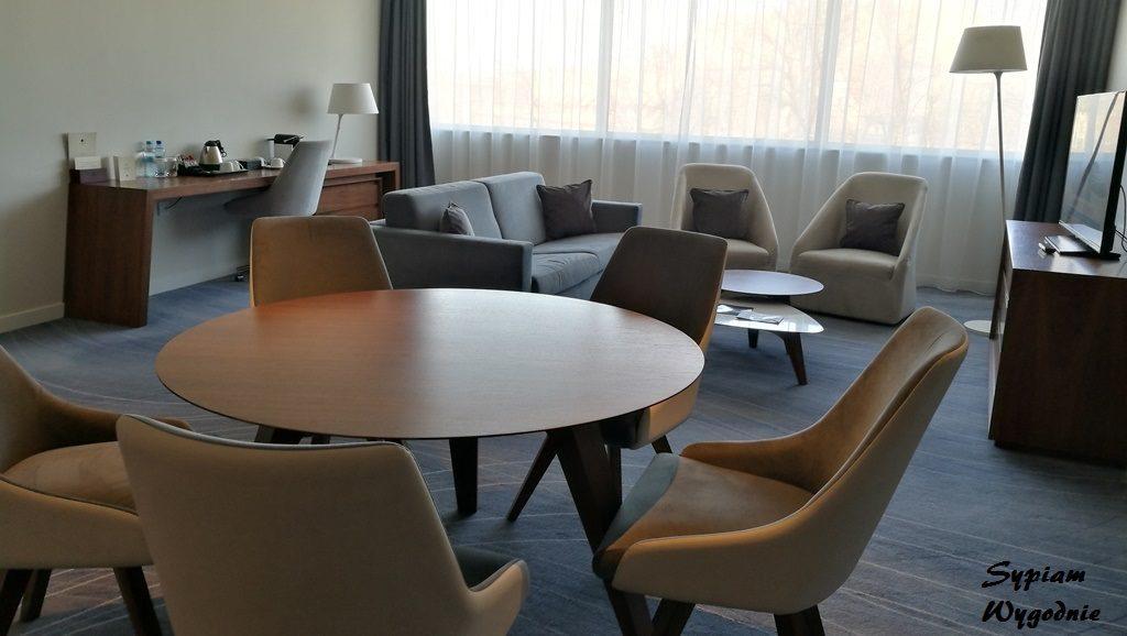 DoubleTree by Hilton Wrocław - Ovo Suite