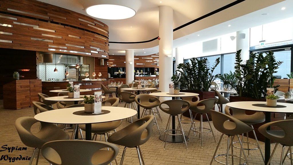 DoubleTree by Hilton Wrocław - restauracja