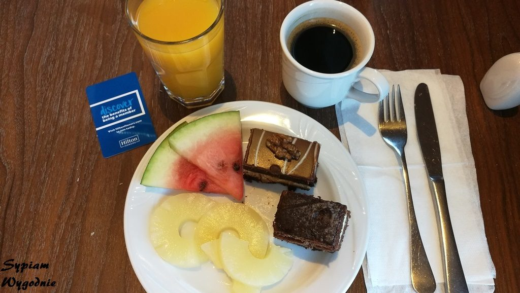 Hampton by Hilton Gdańsk Airport - restauracja