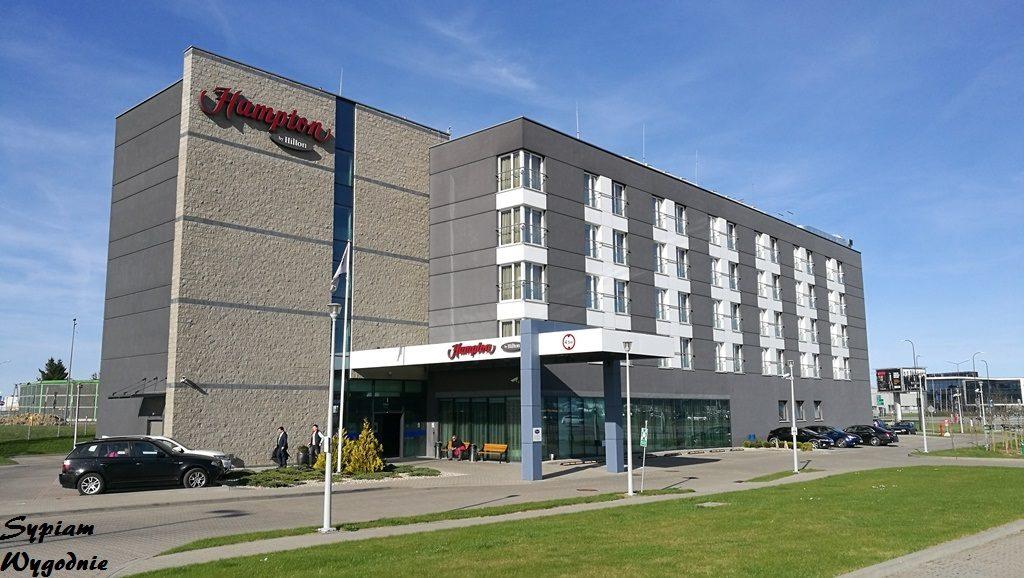Hampton by Hilton Gdańsk Airport - budynek