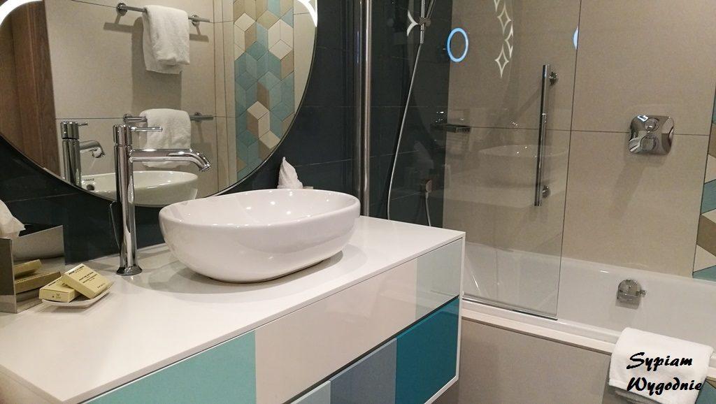 Hilton Malta - łazienka