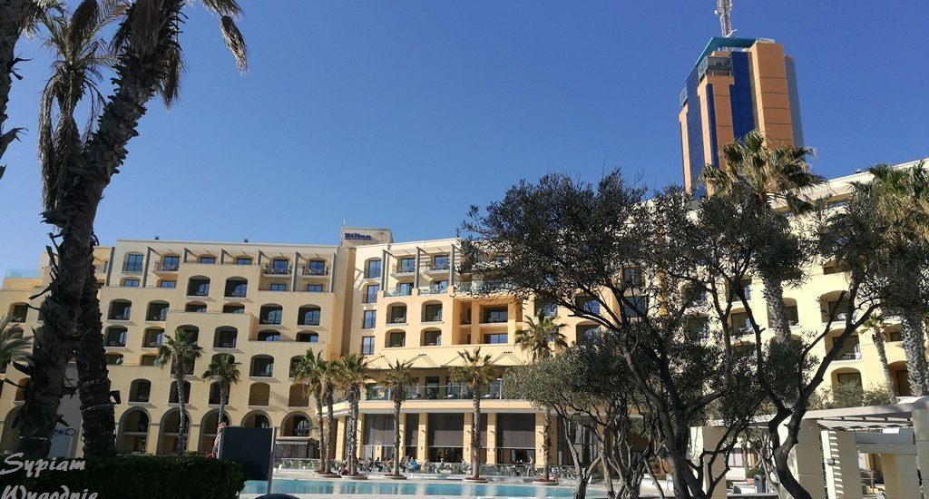 Hilton Malta – recenzja pobytu