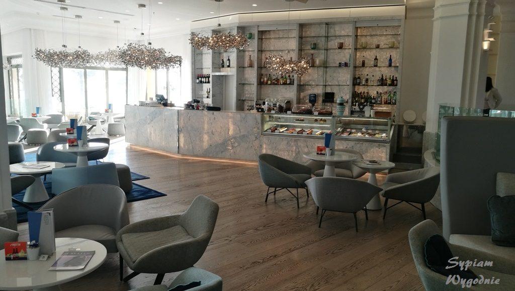 Hilton Malta - kawiarnia