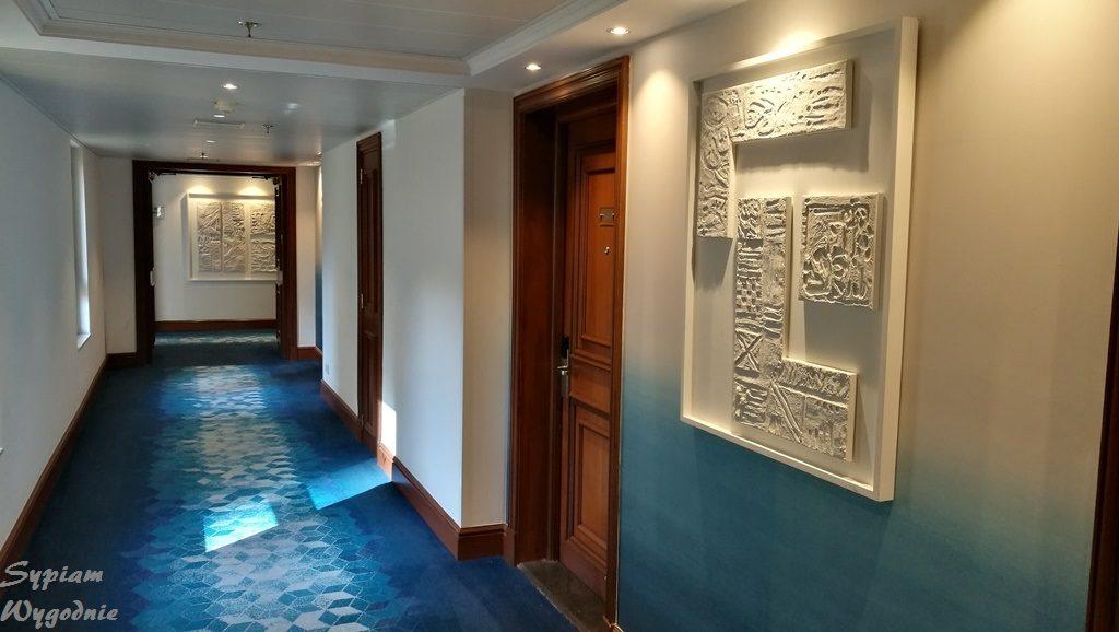 Hilton Malta - korytarz