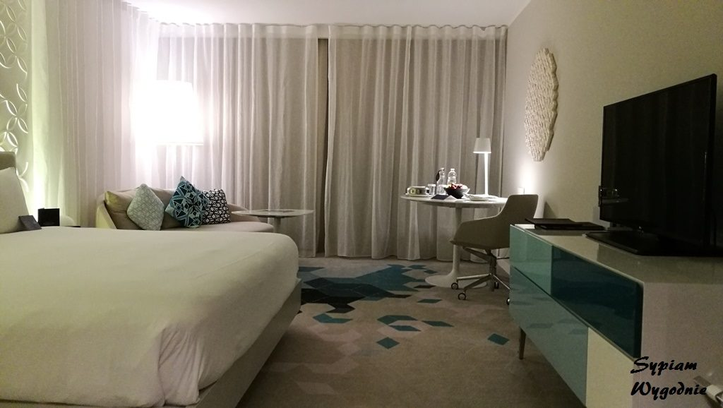 Hilton Malta - pokój Executive