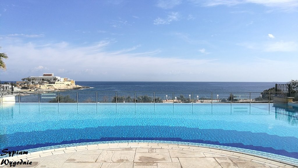Hilton Malta - rekreacja