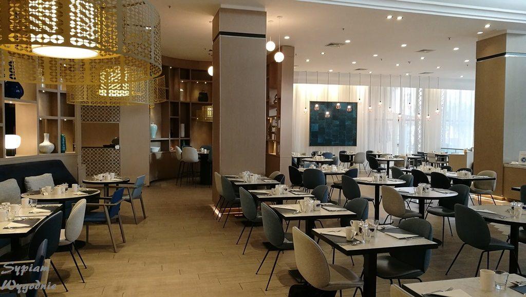 Hilton Malta - restauracja