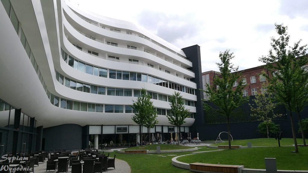 OVO Wrocław - patio