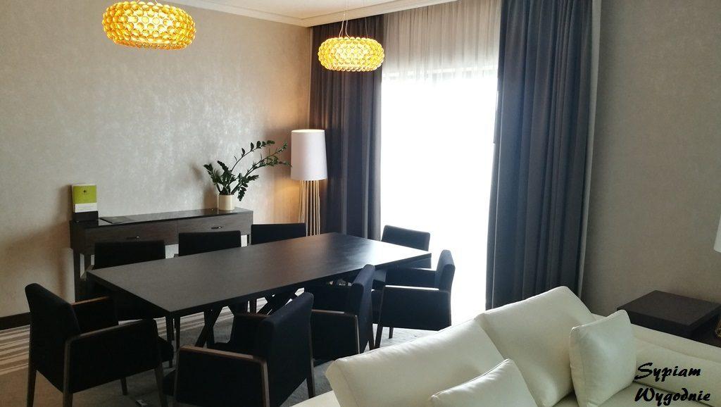 DoubleTree by Hilton Łódź - apartament prezydencki