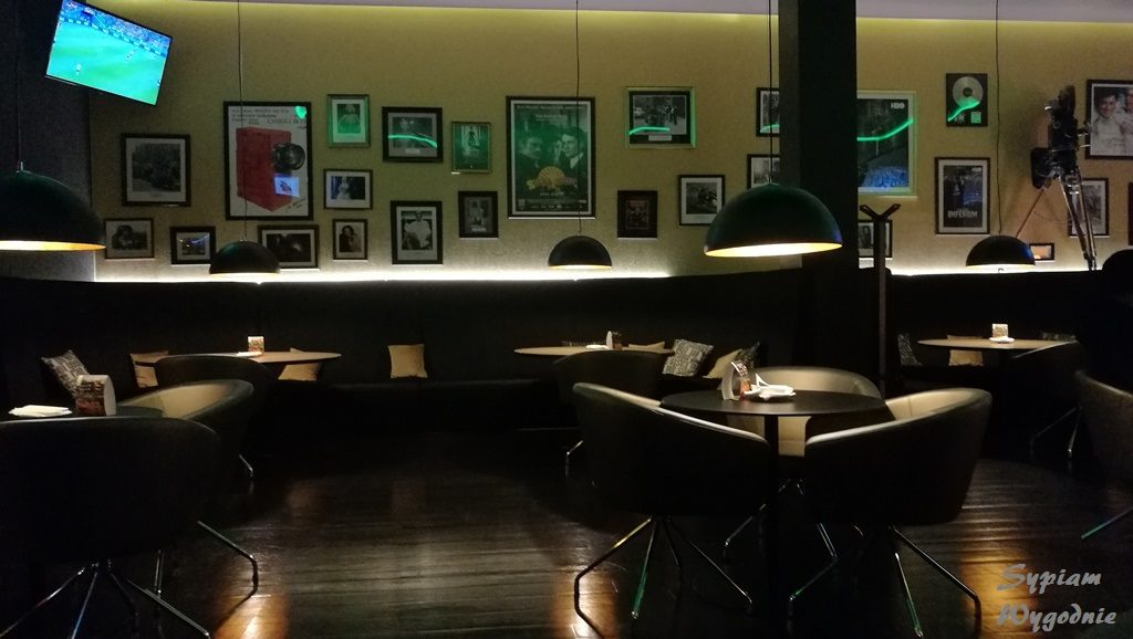 DoubleTree by Hilton Łódź - bar