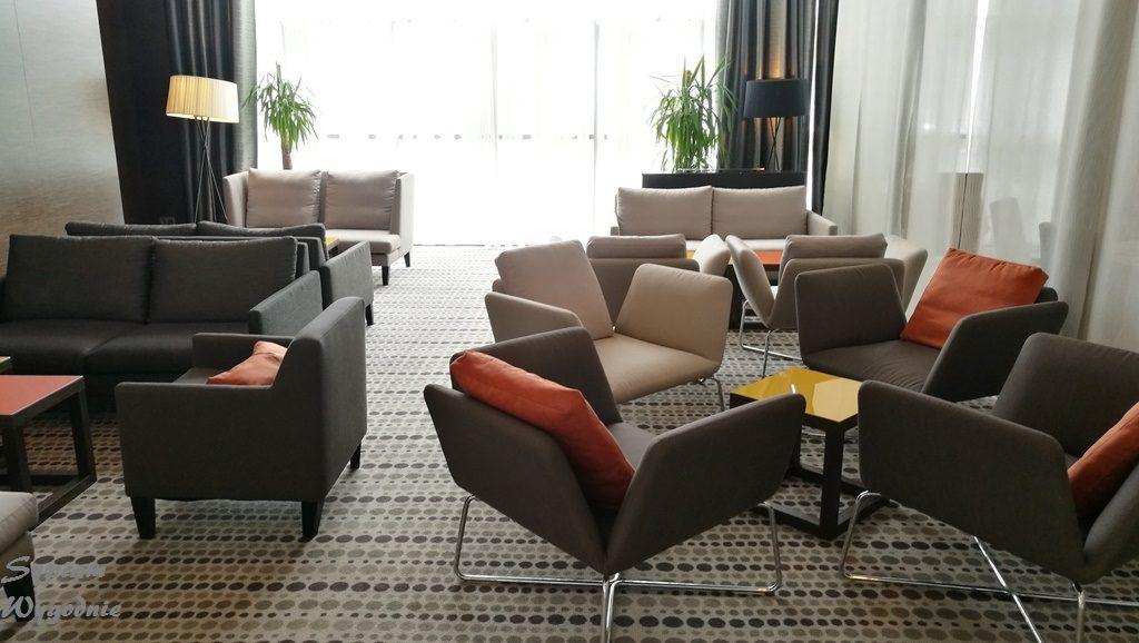 DoubleTree by Hilton Łódź - lobby
