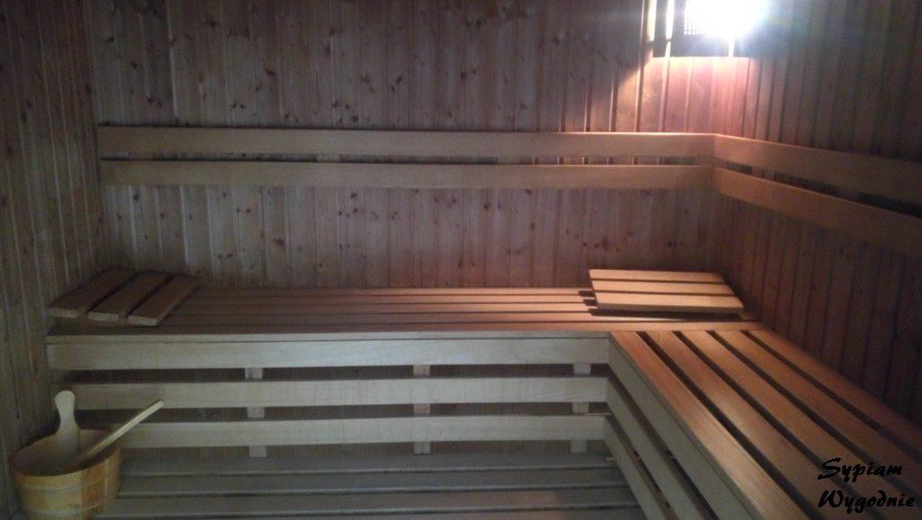 DoubleTree by Hilton Łódź - sauna