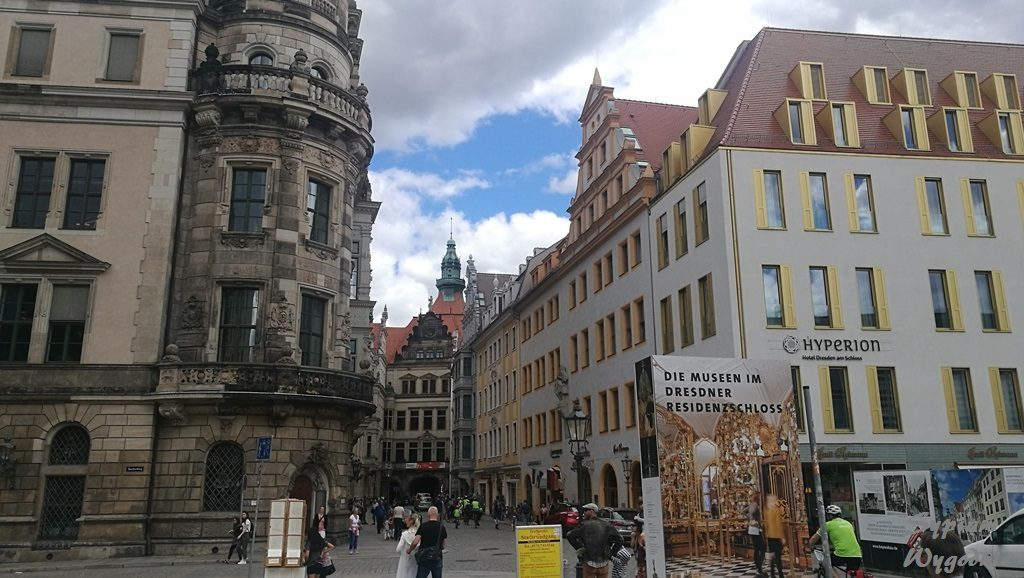 Drezno - Stare Miasto