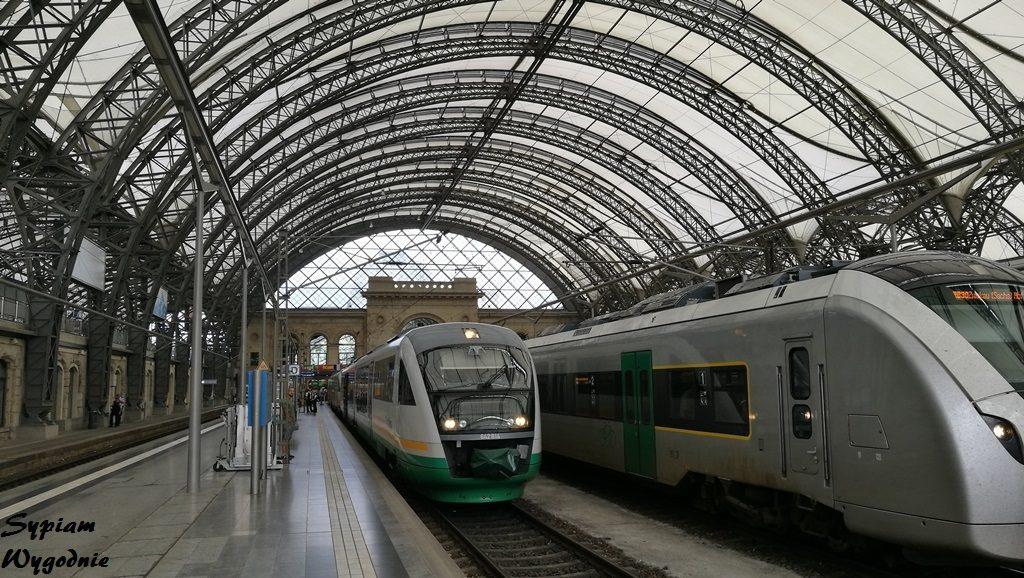 Drezno - dworzec