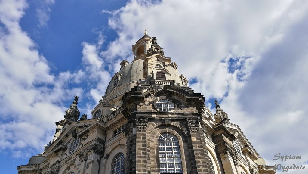 Drezno - kościół Marii Panny