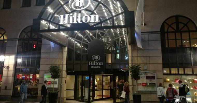 Hilton Dresden – recenzja pobytu