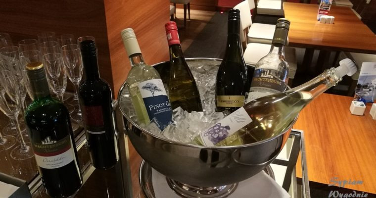 Hilton Dresden – recenzja executive lounge