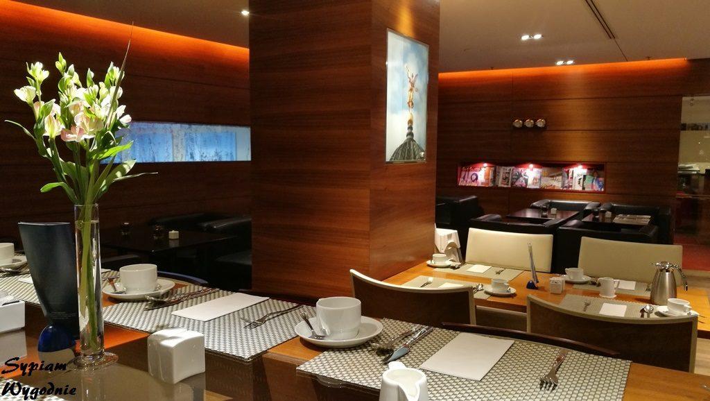 Hilton Drezno - executive lounge