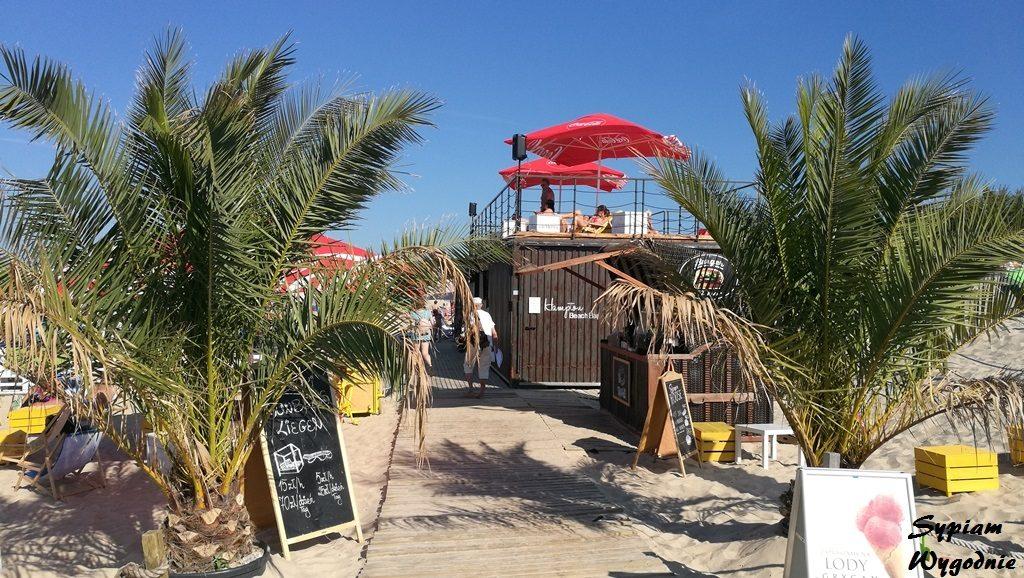 Hampton by Hilton Świnoujście - beach bar