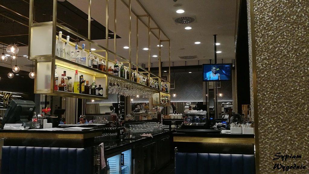 Hilton Garden Inn Kraków Airport - restauracja
